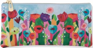 Pencil Pouch Brilliant Florals