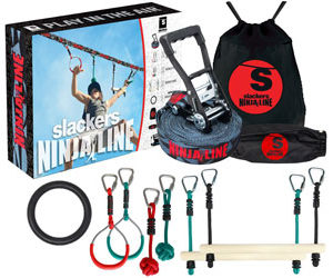 Ninja Slackers Ninja Line Intro Kit