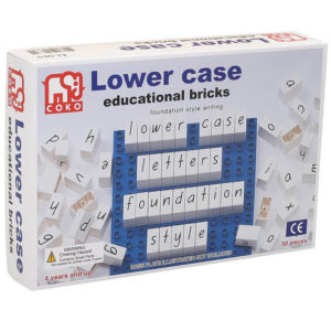Coko Lower Case Bricks