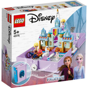 LEGO Disney 43175 Anna & Elsa's Storybook Adventure