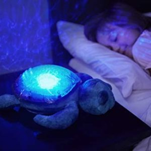 Cloud B Tranquil Turtle Aqua Night Light
