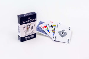 Royal Flush Playing Cards Assorted