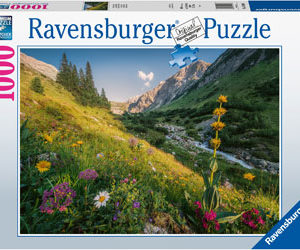 Ravensburger Magical Valley Puzzle 1000pc