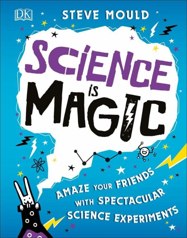 Steve Mould Science Is Magic Book