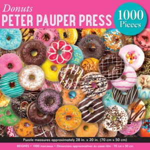 Donuts Puzzle 1000pc