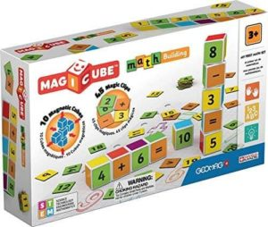 Magicube Math Building Set 55pc