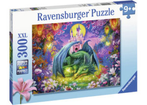 Ravensburger Mystical Dragon Puzzle 300pc