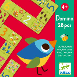 Djeco Dj8168 Domino Game