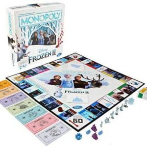 Monopoly Frozen Edition
