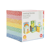 Tiger Tribe Gumtree Buddies Nesting Blocks