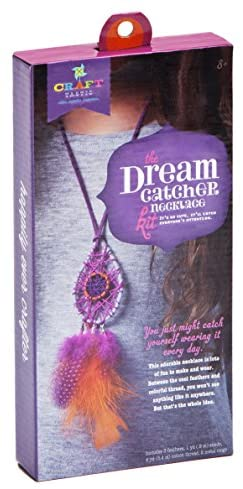Dream Catcher Necklace Kit