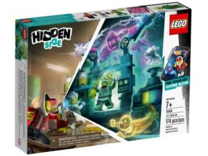 LEGO Hidden Side™ 70418 J.B.'s Ghost Lab