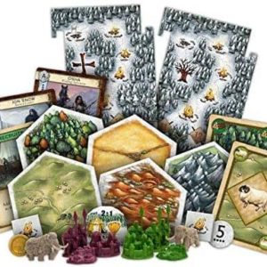 A Game of Thrones Catan 5-6 Players Expansion