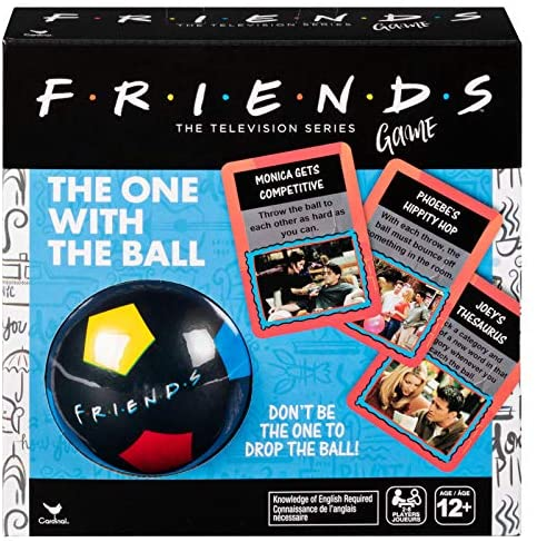 F.R.I.E.N.D.S The One With The Ball Game