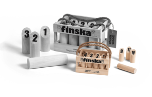 Finska Mini Wooden Game (Untreated)
