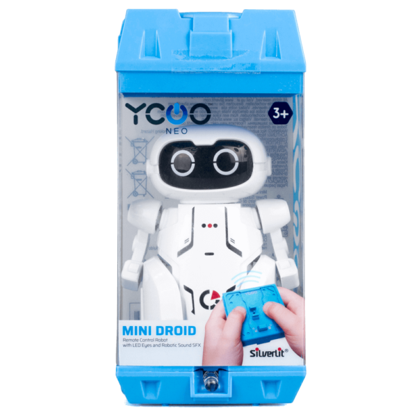 Silverlit Yogo Neo Mini Droid Assorted*