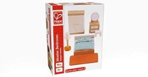 Hape Master Bedroom All Seasons Dollhouse