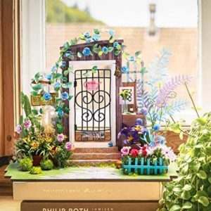 DIY Miniature House Garden Entrance Rolife