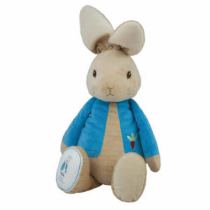 Peter Rabbit Jumbo Plush 40cm