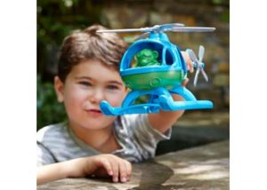 Green Toys Blue Helicopter