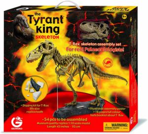 Tyrant King Skeleton Set