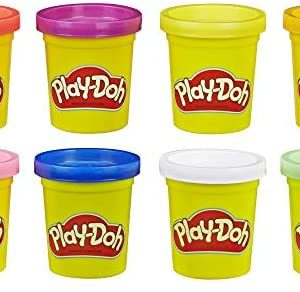 Play-Doh Assorted Tubs 8pk