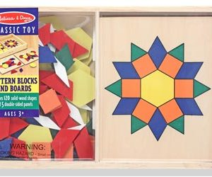 M&D Pattern Blocks And Boards
