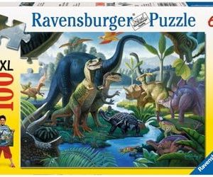 Ravensburger Land of the Giants Puzzle 100 Pc
