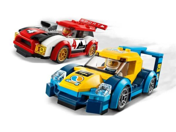 LEGO City 60256 Racing Cars
