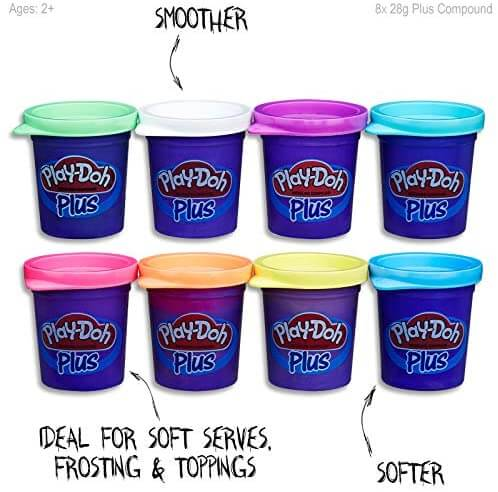 Play-Doh Variety Pack Kitchen Creations 8pk
