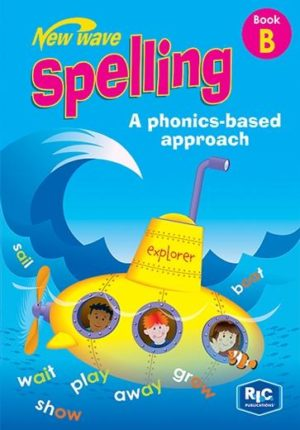 New Wave Spelling Book B