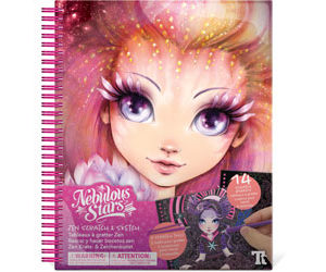 Nebulous Stars Creative Sketch Book