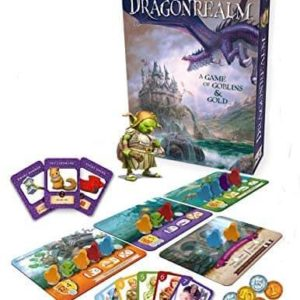 Gamewright Dragon Realm Goblin and Gold