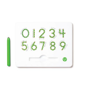 Magnatab Numbers (0 to 9) Tablet & Magnetic Pen