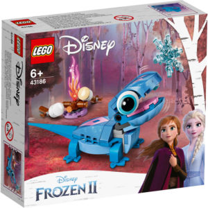 LEGO Disney Frozen 43186 Bruni the Salamander Buildable Character