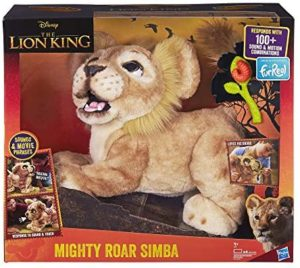 Furreal Disney The Lion King Mighty Roar Simba