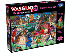 Wasgij? Destiny 21 Hold Up Puzzle 1000pc