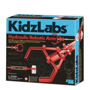 4M Kidz Labs Hydraulic Robotic Arm
