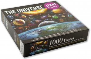 Peter Pauper Press The Universe Puzzle 1000pcs