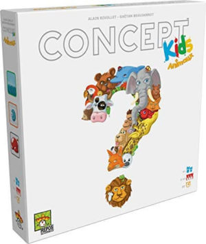 Concept For Kids Animals Game