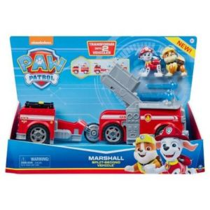 Paw Patrol Marshal Transforming Split-Second Vehicle