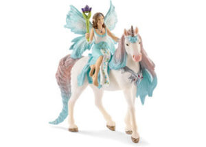 Schleich Bayala 70569 Fairy Eyela with Princess Unicorn