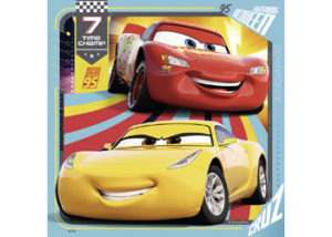 Ravensburger Disney Cars 3 Collection 3x49pc Puzzle