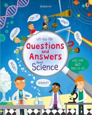 Usborne Lift The Flap Science Question & Answers