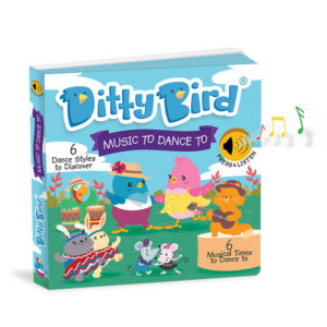 Ditty Bird Music to Dance to Book