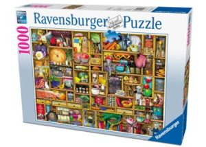 Ravensburger The Kitchen Cupboard Puzzle 1000 pc