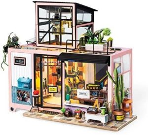 Diy Miniature Wonderful Life Jimmys Studio Rolife