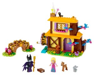 LEGO Disney 43188 Aurora's Forest Cottage
