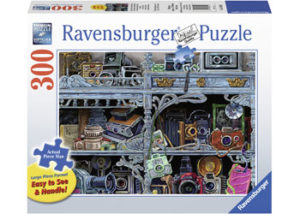 Ravensburger Camera Evolution XL Format 300pc Puzzle