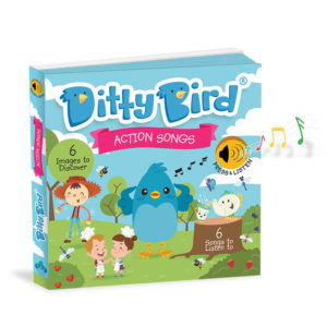 Ditty Bird Action Songs Sound Book